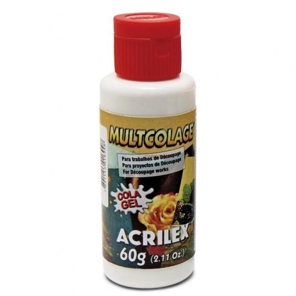 MULTCOLAGE 60G REF.18160 ACRILEX